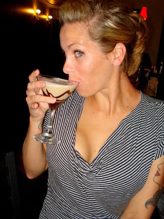 Delicious Martini
